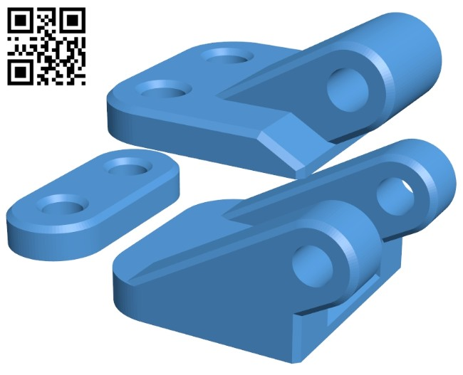 Door Side B007390 file stl free download 3D Model for CNC and 3d printer