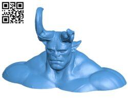 Drug Bust Devil B007191 file stl free download 3D Model for CNC and 3d printer