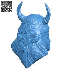 Dwarf helmet hollow B007433 file stl free download 3D Model for CNC and 3d printer