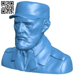 Mr Fidel B007357 file stl free download 3D Model for CNC and 3d printer