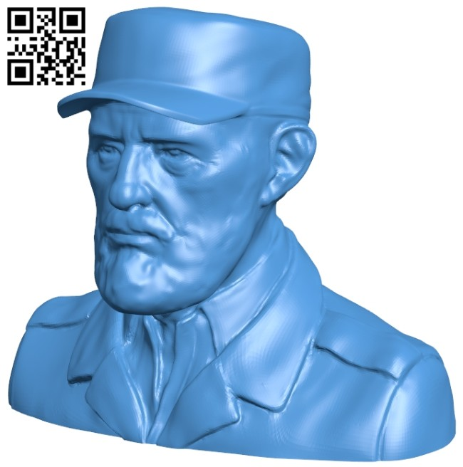 Mr Fidel B007357 file stl free download 3D Model for CNC and 3d printer