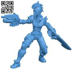 Mr Mellka B007210 file stl free download 3D Model for CNC and 3d printer