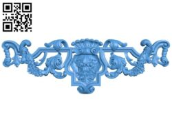 Pattern decor design A004902 download free stl files 3d model for CNC wood carving