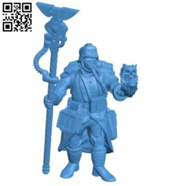 Psyker Nazi soldiers B007257 file stl free download 3D Model for CNC and 3d printer