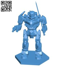 Robot BL 9 KNT B007581 file stl free download 3D Model for CNC and 3d printer