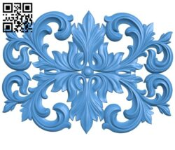 Square pattern A004928 download free stl files 3d model for CNC wood carving