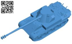 Tank Rhm Skorpion G B007294 file stl free download 3D Model for CNC and 3d printer