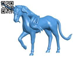 Unicorn B007185 file stl free download 3D Model for CNC and 3d printer