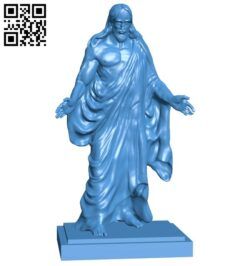 Christus B007625 file stl free download 3D Model for CNC and 3d printer