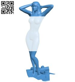 Cleopatra women B007628 file stl free download 3D Model for CNC and 3d printer