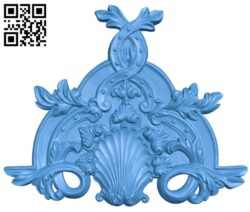 Cranes head pattern A005133 download free stl files 3d model for CNC wood carving