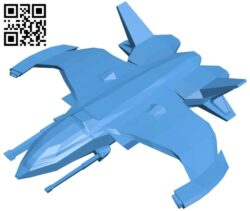 Death row aircraft B007972 file stl free download 3D Model for CNC and 3d printer