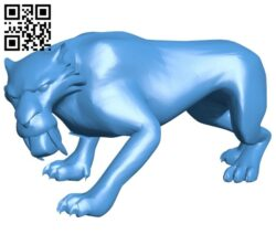 Diego ice age B007645 file stl free download 3D Model for CNC and 3d printer