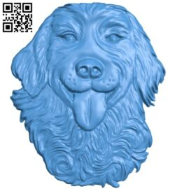 Dog A005012 download free stl files 3d model for CNC wood carving