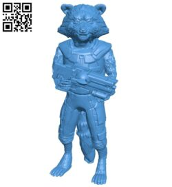 Guardian – superhero B007786 file stl free download 3D Model for CNC and 3d printer