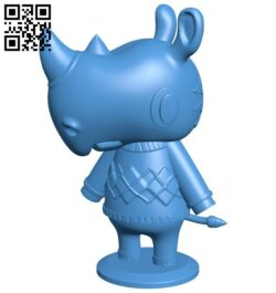 Hornsby rhino B007793 file stl free download 3D Model for CNC and 3d printer