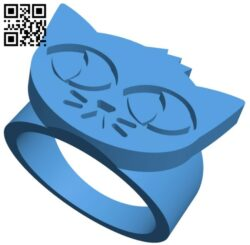 Nitw ring flowalistik B007966 file stl free download 3D Model for CNC and 3d printer