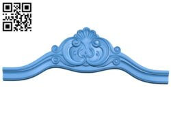 Pattern decor design A005008 download free stl files 3d model for CNC wood carving