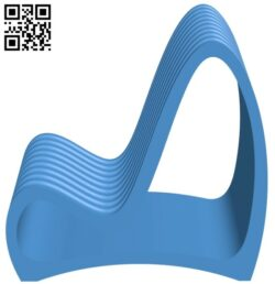 Phone stand B007984 file stl free download 3D Model for CNC and 3d printer