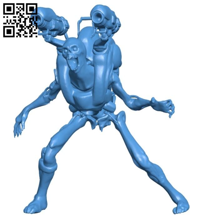Revenant on game B007910 file stl free download 3D Model for CNC and 3d printer