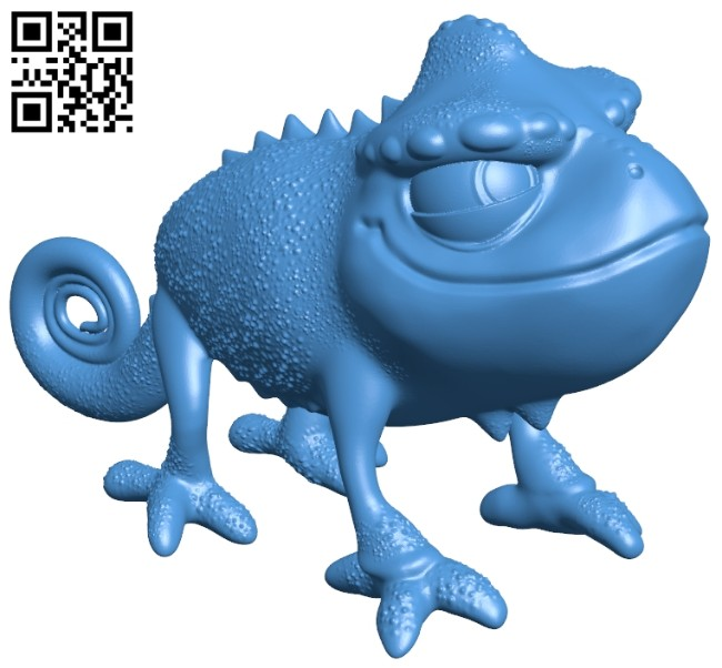 Tangled Pascal B007997 file stl free download 3D Model for CNC and 3d printer