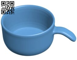 Army Cup B008295 file stl free download 3D Model for CNC and 3d printer