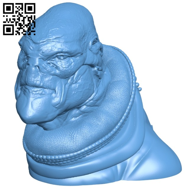 Astro Monster B008300 file stl free download 3D Model for CNC and 3d printer