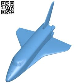 Buran ship B008193 file stl free download 3D Model for CNC and 3d printer