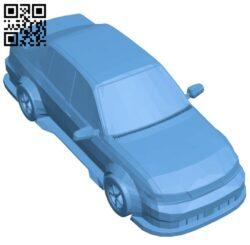 Car nexia B008172 file stl free download 3D Model for CNC and 3d printer