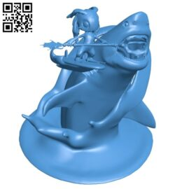 Fizz with ulti on game B008042 file stl free download 3D Model for CNC and 3d printer