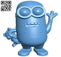 Miniio BOB B008282 file stl free download 3D Model for CNC and 3d printer