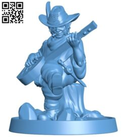 Mr Bard B008327 file stl free download 3D Model for CNC and 3d printer