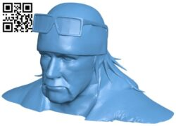 Mr Hulk B008269 file stl free download 3D Model for CNC and 3d printer