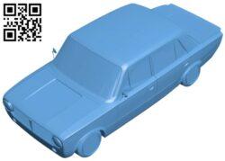 Old car B008261 file stl free download 3D Model for CNC and 3d printer