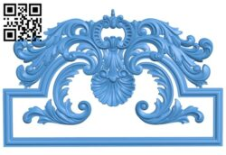 Pattern decor design A005257 download free stl files 3d model for CNC wood carving