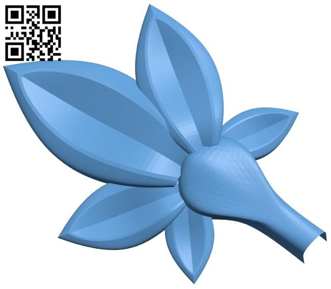Pattern decor design A005294 download free stl files 3d model for CNC wood carving