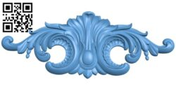 Pattern decor design A005388 download free stl files 3d model for CNC wood carving