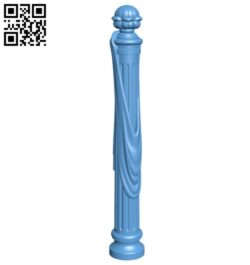 Table legs and chairs A005379 download free stl files 3d model for CNC wood carving