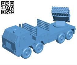Tatra T-183 RM-70 – truck B008203 file stl free download 3D Model for CNC and 3d printer