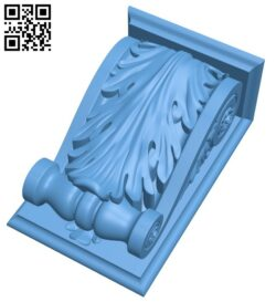 Top of the column A005364 download free stl files 3d model for CNC wood carving