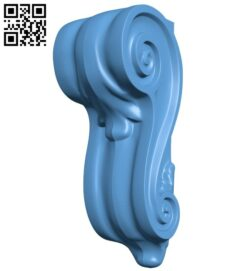 Top of the column A005365 download free stl files 3d model for CNC wood carving