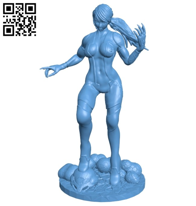 Women dzss B008329 file stl free download 3D Model for CNC and 3d printer