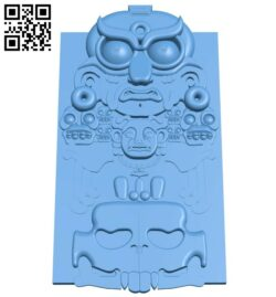 Art picture A005668 download free stl files 3d model for CNC wood carving