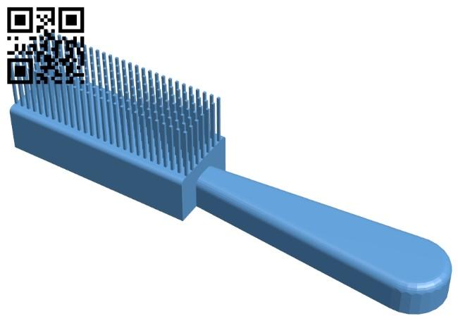 Brush B008615 file stl free download 3D Model for CNC and 3d printer