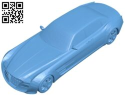 Car regalia B008505 file stl free download 3D Model for CNC and 3d printer