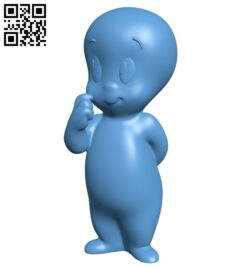 Casper baby B008455 file stl free download 3D Model for CNC and 3d printer