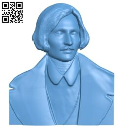 Christopher Marlowe A005659 download free stl files 3d model for CNC wood carving