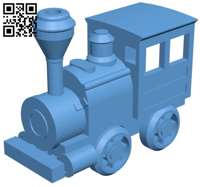 E3D Train B008619 file stl free download 3D Model for CNC and 3d printer