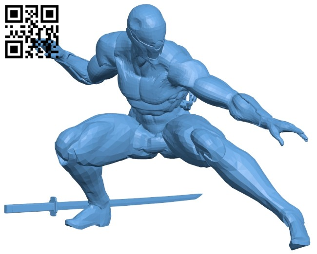 Gray fox B008359 file stl free download 3D Model for CNC and 3d printer