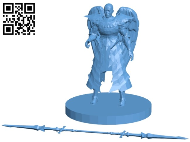 Mr Kai B008345 file stl free download 3D Model for CNC and 3d printer